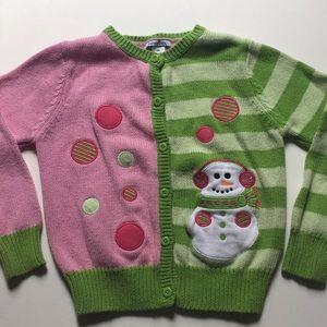 Hartstrings girls winter sweater